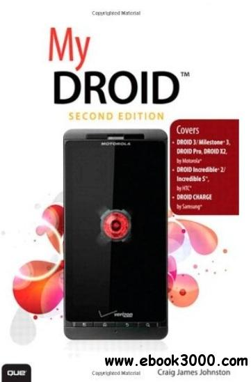 My DROID (2nd Edition) free download
