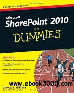 SharePoint 2010 For Dummies free download