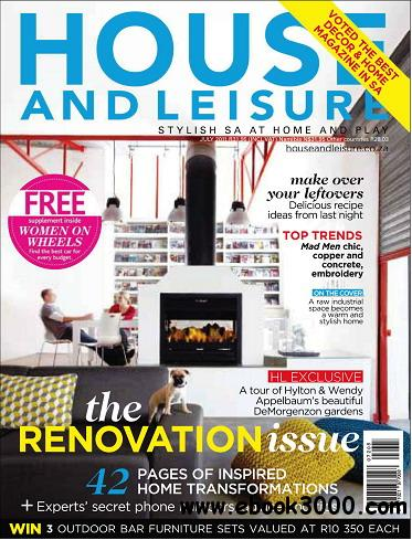 House and Leisure Magazine July 2011 free download