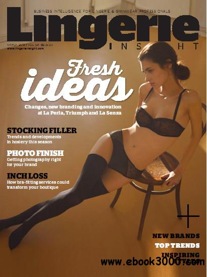 Lingerie Insight Magazine March 2013 free download