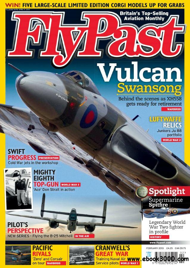 FlyPast - February 2013 free download