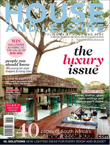 House and Leisure Magazine August 2011 free download