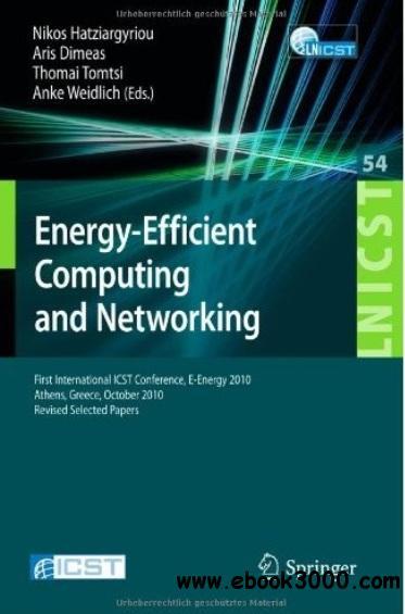 Energy-Efficient Computing and Networking free download