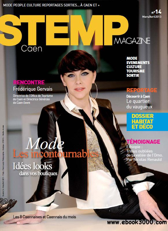 STEMP magazine N.14 - Mars / Avril 2013 free download
