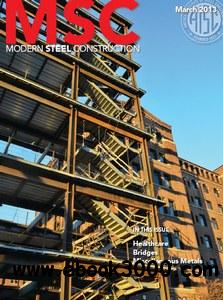Modern Steel Construction - March 2013 free download