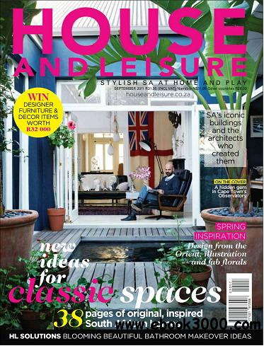 House and Leisure Magazine September 2011 download dree