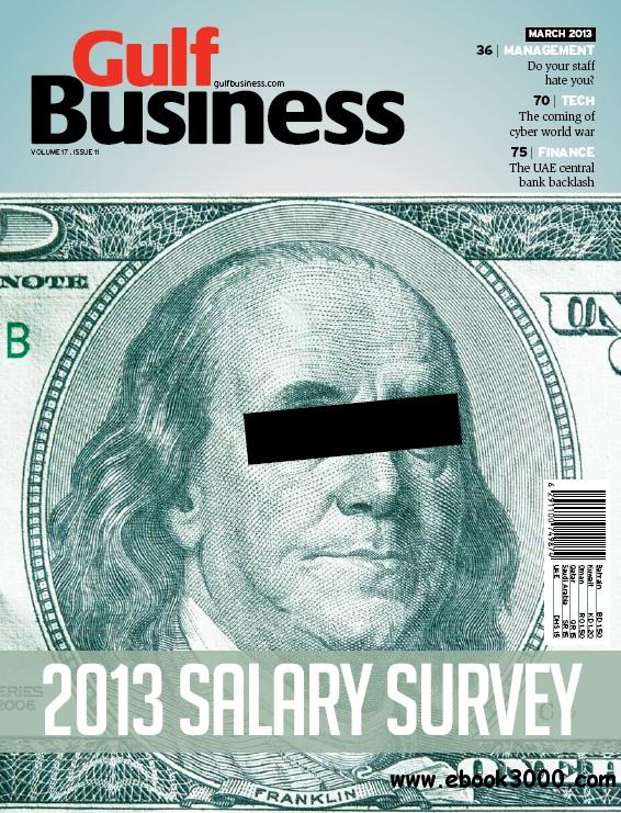 Gulf Business - March 2013 free download