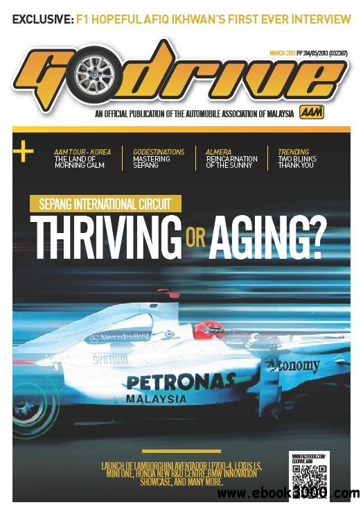 GoDrive AAM - March 2013 free download
