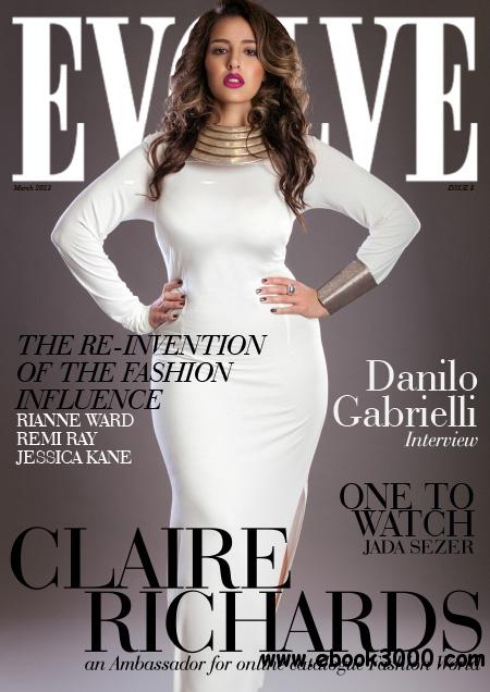 Evolve Magazine - March 2013 free download