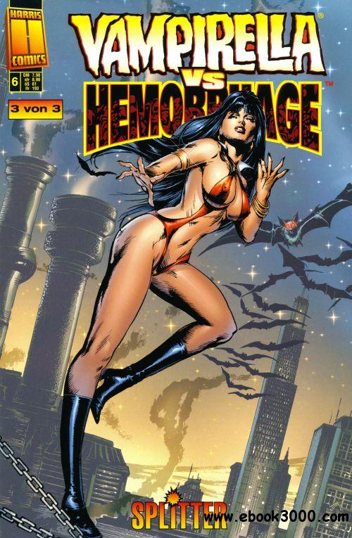Vampirella 06 - Vampirella vs Hemorrhage 03 of 03 free download