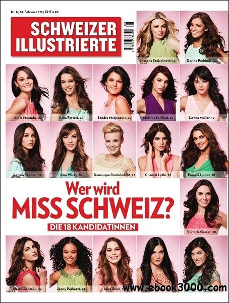 Schweizer Illustrierte - Februar 2013 (N 8) free download