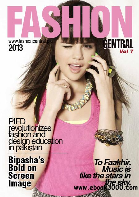 Fashion Central - February 2013 free download