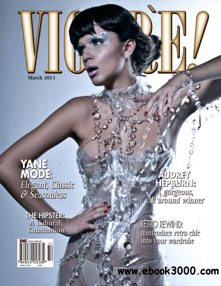 Vigore! Magazine - March 2013 free download