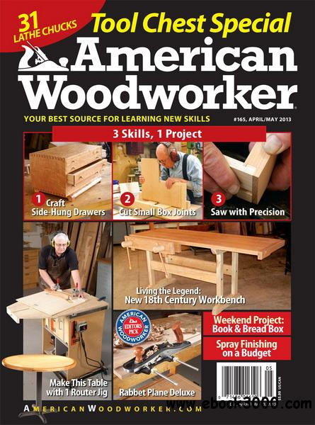American Woodworker #165 free download