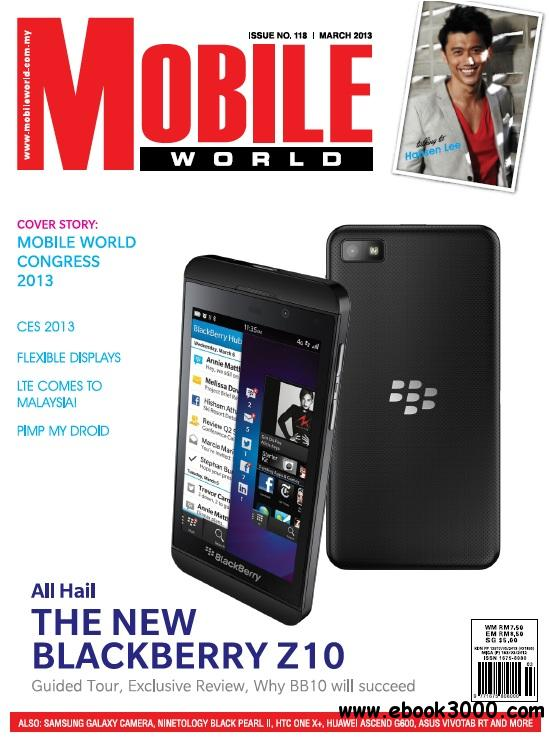 Mobile World Magazine - March 2013 free download