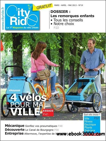 City Ride - Mars-Mai 2013 free download