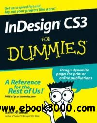 InDesign CS3 For Dummies free download