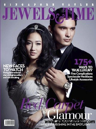 Singapore Tatler Jewels & Time - October 2012 - April 2013 free download