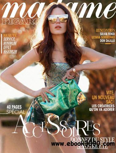 madame Figaro - 15 / 21 Mars 2013 free download