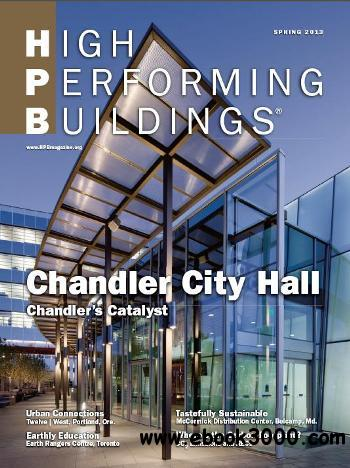 High Performing Buildings - Spring 2013 free download