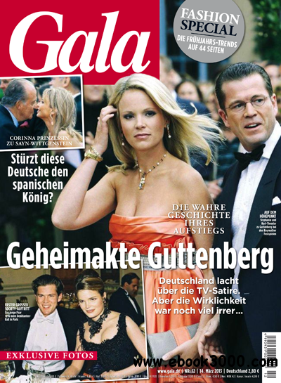 Gala Magazin No 12 vom 14 Marz 2013 free download