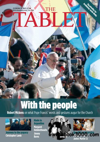 The Tablet - 23 March, 2013 free download