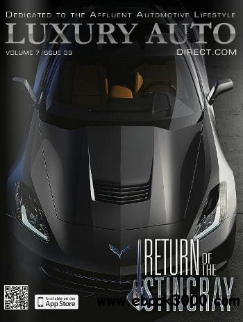 Luxury Auto Direct Vol.7 Issue 39 2013 free download