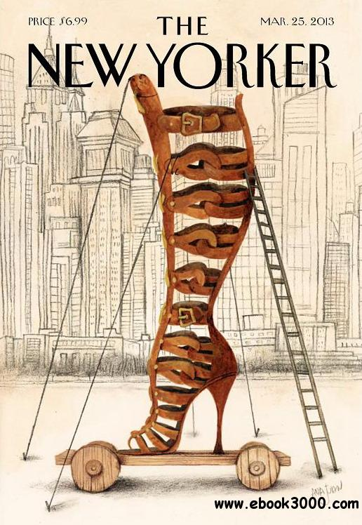 The New Yorker - March 25, 2013 download dree