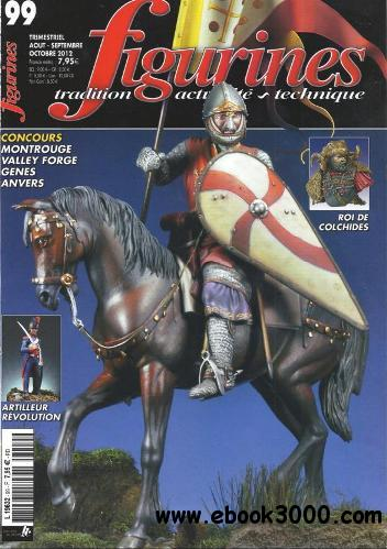 Figurines 99 (Aout-Septembre 2012) free download