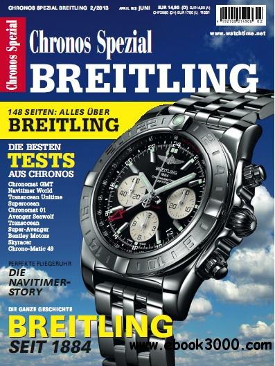 Chronos Magazine Spezial Breitling free download