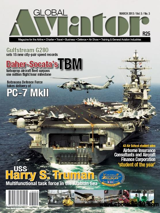 Global Aviator South Africa - March 2013 download dree