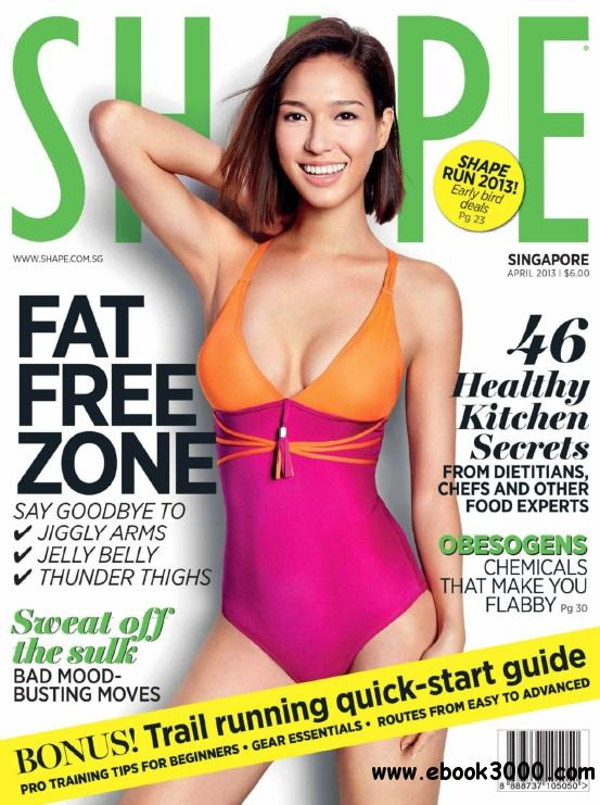 Shape Singapore - April 2013 free download