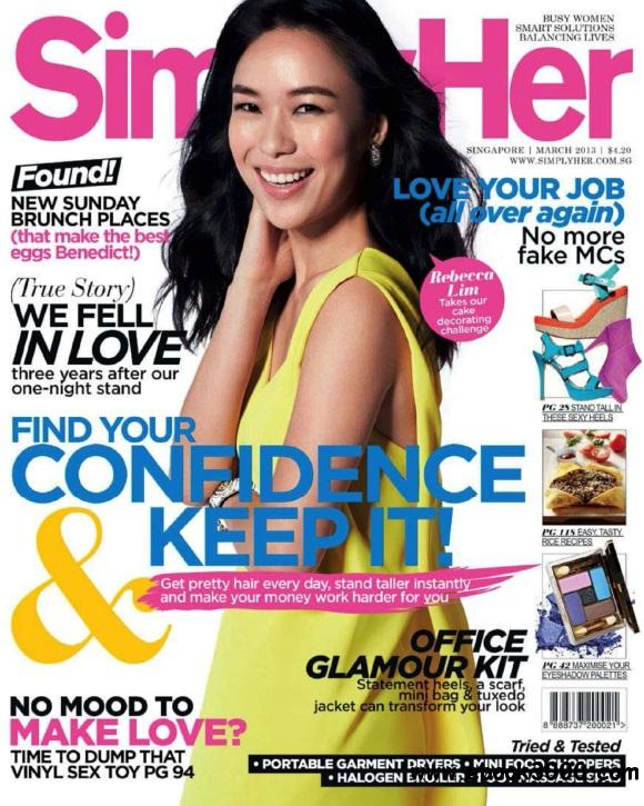 Simply Her Singapore - March 2013 free download