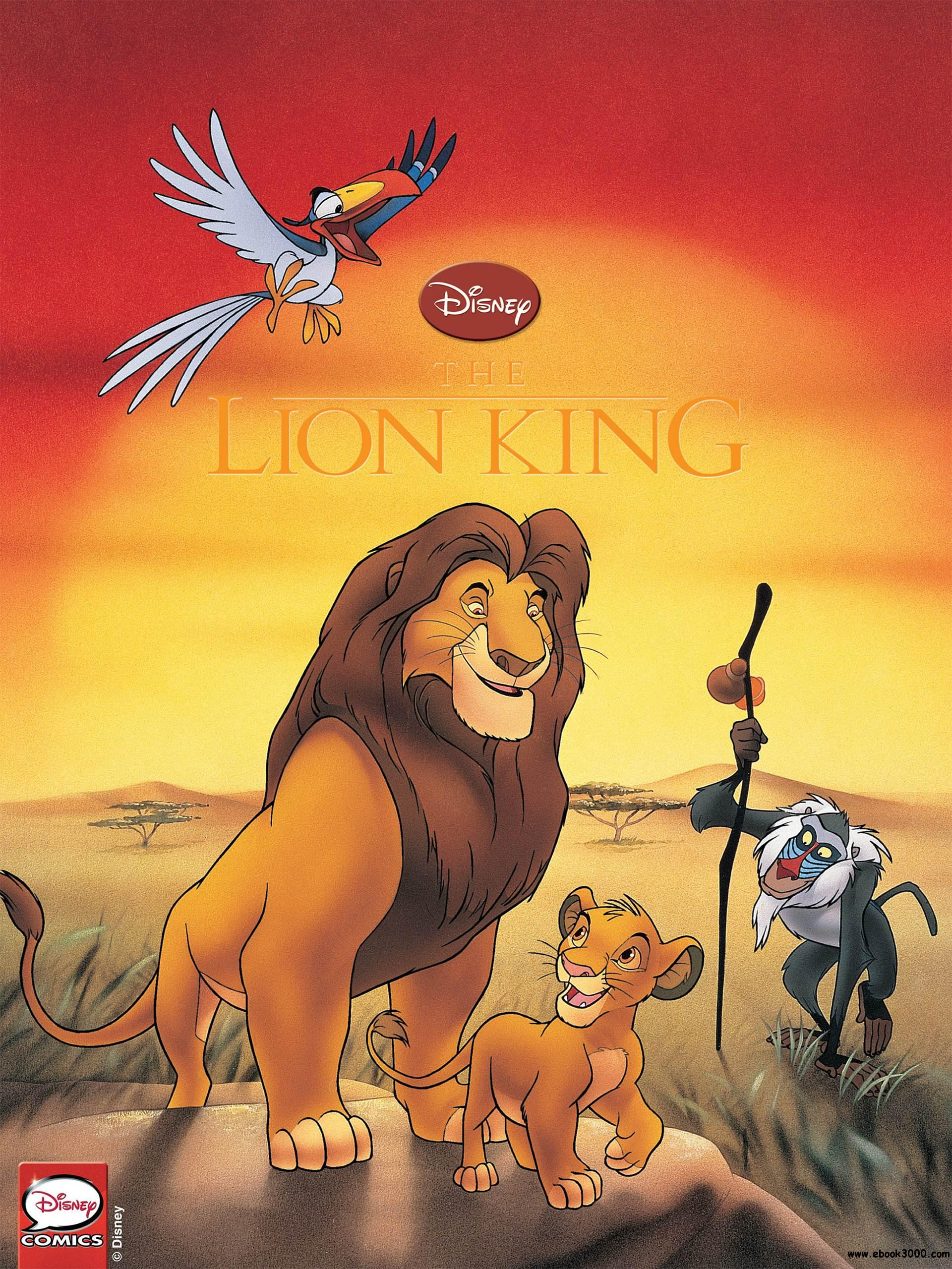 The Lion King (2012) free download
