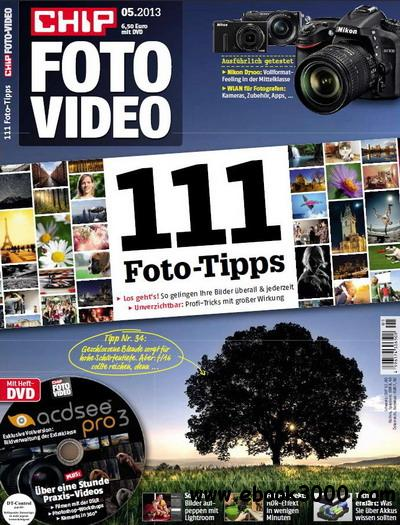 Chip Foto Video No.05 - Mai 2013 / Deutschland free download