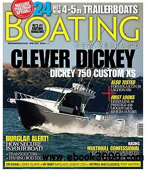 Boating NZ - April 2013 free download