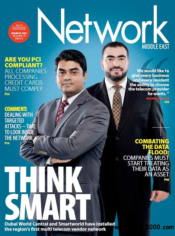 Network Middle East - March 2013 free download
