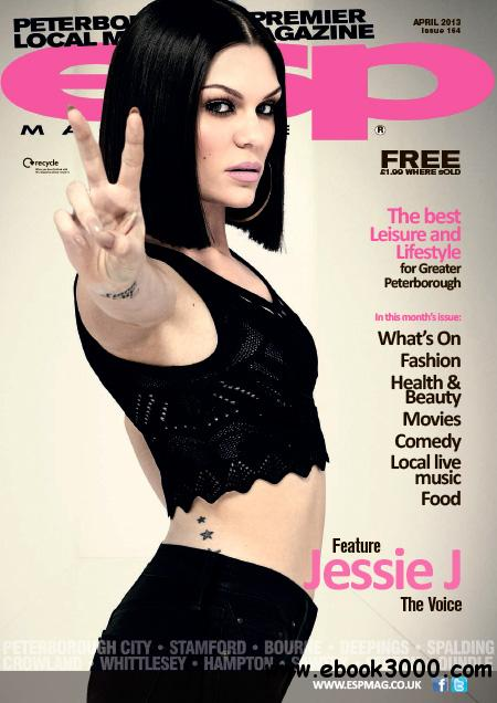 ESP Magazine - April 2013 free download