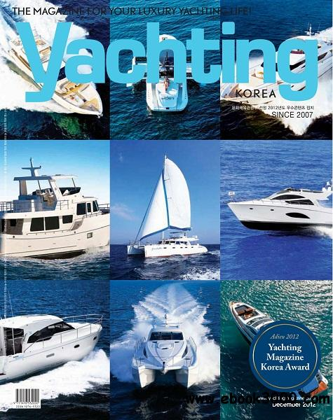 Yachting Korea - December 2012 free download