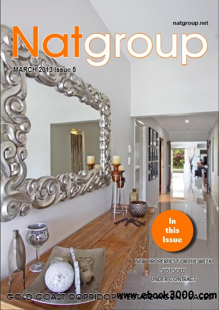 Natgroup Magazine - March 2013 free download