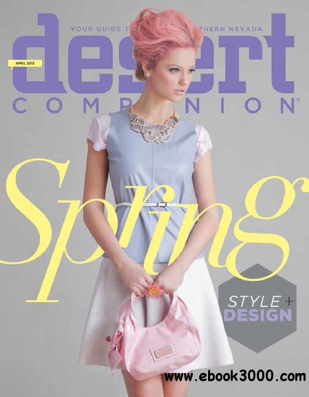 Desert Companion - April 2013 free download