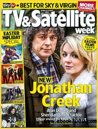 TV and Satellite Week  Issue 2013-03-30 free download