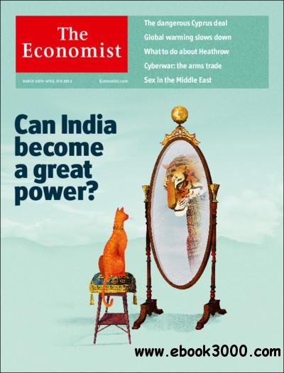 The Economist Audio Edition March 30th - April 5th 2013 free download
