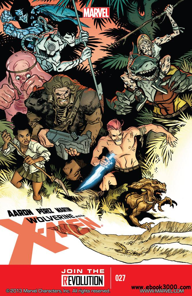 Wolverine and the X-Men 027 (2013) free download