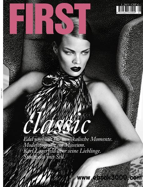 First - N 1/2013 free download