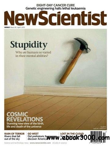 New Scientist - 30 March 2013 free download