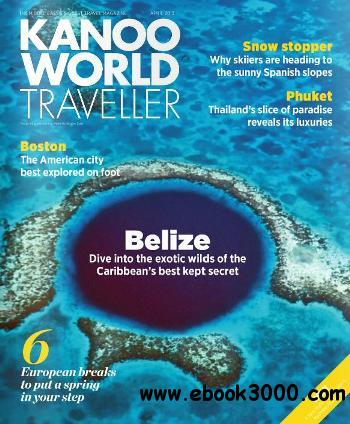 Kanoo World Traveller - April 2013 free download