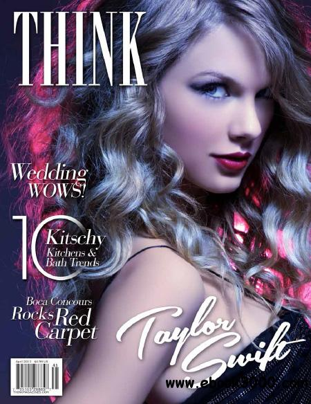 Think Magazine - April 2013 free download