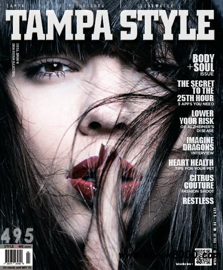 Tampa Style - April 2013 free download