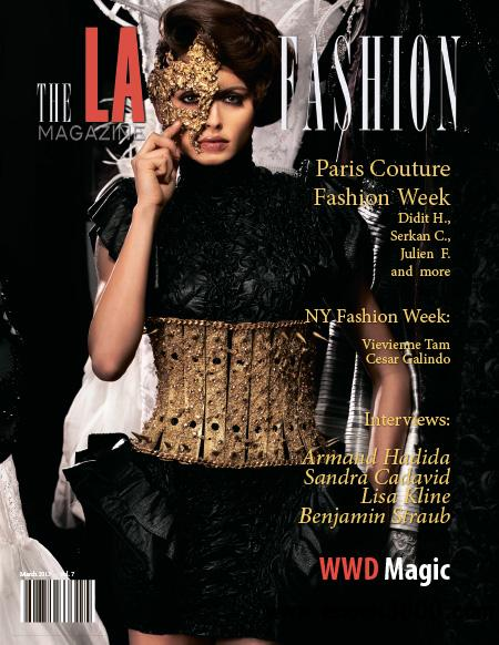 The LA Fashion - March 2013 free download